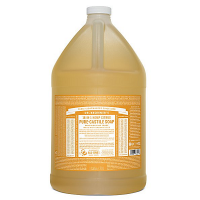 Dr Bronner's - Citrus - Pure Castille Liquid Soap - 1 Gallon/3,8 L