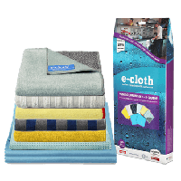 E-Cloth Home Cleaning set - 8  Cloths