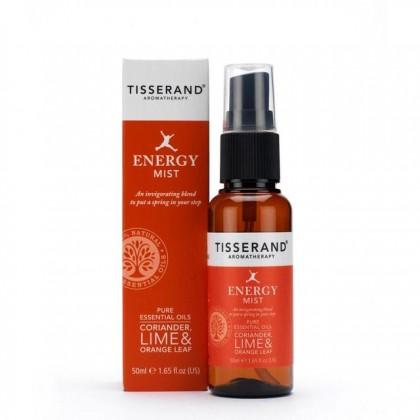 Tisserand - Energy - Mist - 50ml