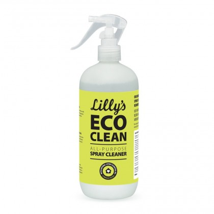 Lilly's Ecoclean - All-Purpose Spray Cleaner - Citrus - 500 ml