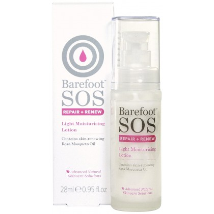 Barefoot SOS - Repair & Renew - Light Moisturising Lotion - 28 ml