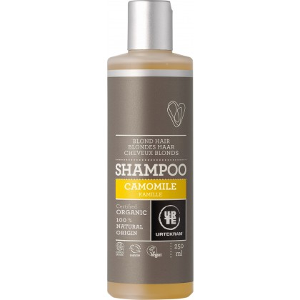 Urtekram - Camomile - Blond Hair Shampoo - 250 ml