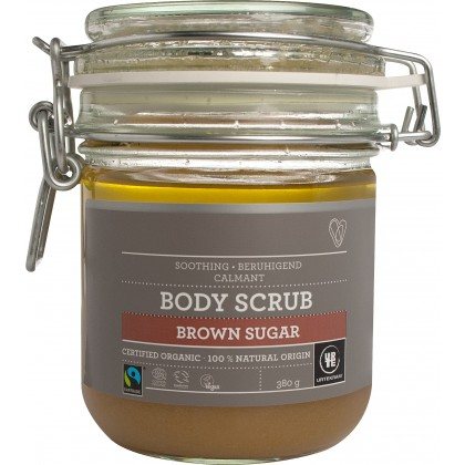 Urtekram - Brown Sugar - Body Scrub - 380 gr