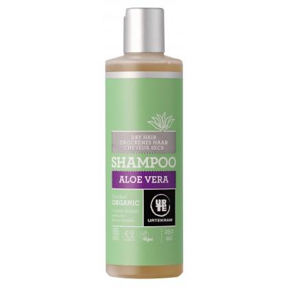 Urtekram - Aloe Vera - Dry Hair Shampoo - 250 ml