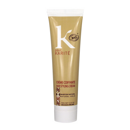 K Pour Karite - Hair Styling Cream - Karite - 100 gr