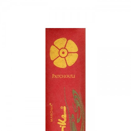 Maroma - Encens d'Auroville - Patchouli - 10 Incense Sticks