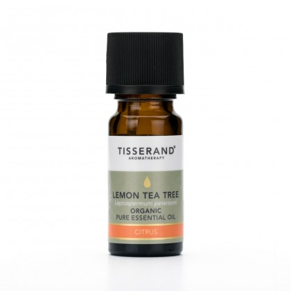Tisserand - Organic Pure Essential Oil - Lemon Tea Tree - 9 ml