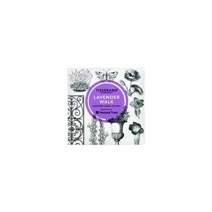 Tisserand - Lavender Walk - Scented Linen Sachet - 8 gr