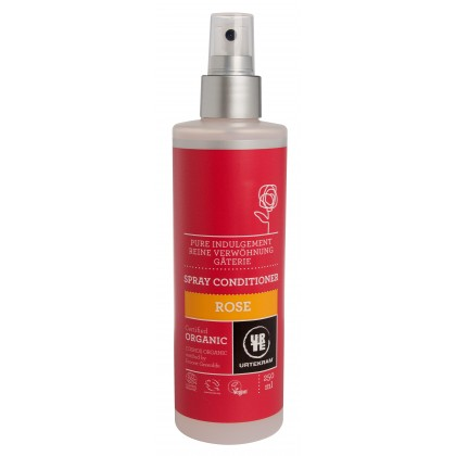 Urtekram - Rose - Spray Conditioner - 250 ml