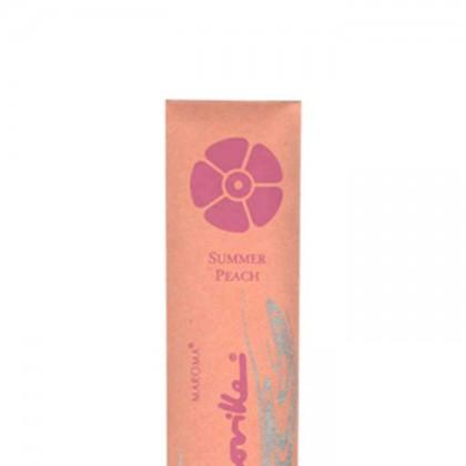 Maroma - Encens d'Auroville - Summer Peach - 10 Incense Sticks