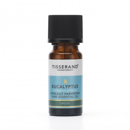 Tisserand Eucalyptus Organic Pure Essential Oil 9ml