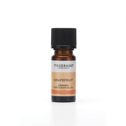 Tisserand - Organic Pure Essential Oil - Grapefruit - 9 ml