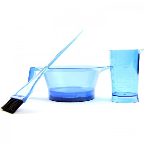 Tints of Nature - Mixing Set - Bowl, Measuring Jug and Brush With Bag