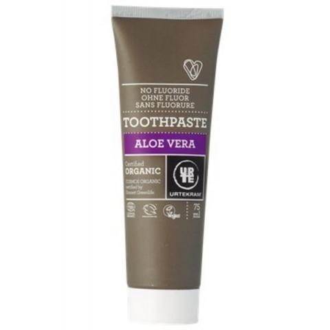 Urtekram - Aloe Vera -  Toothpaste - 75 ml