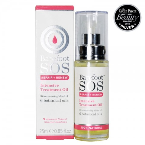 Barefoot SOS - Repair & Renew - Intensive Treatment Oil - 25 ml