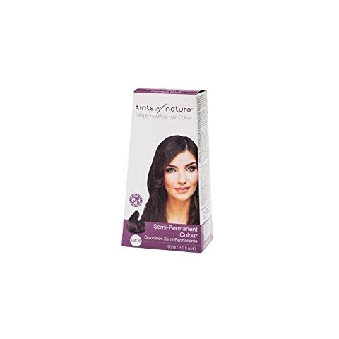 Tints of nature - Semi Permanent Hair Colour - 4MCB Medium Chestnut Brown