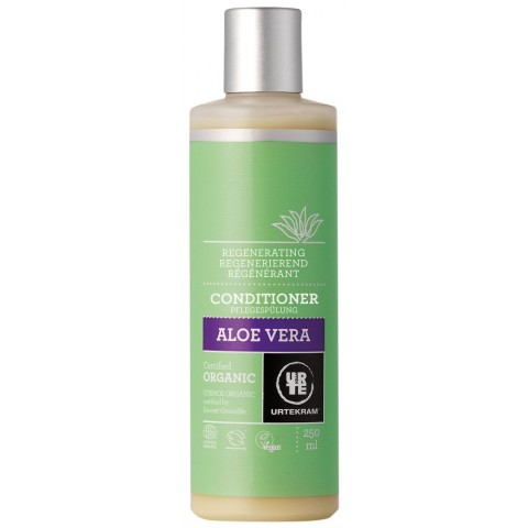 Urtekram - Aloe Vera - Regenerating Conditioner - 250 ml