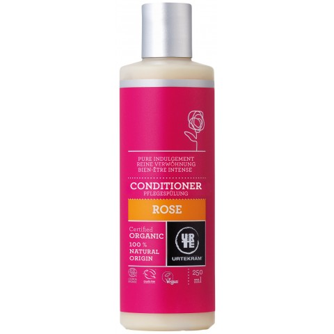 Urtekram - Rose - Conditioner - 250 ml