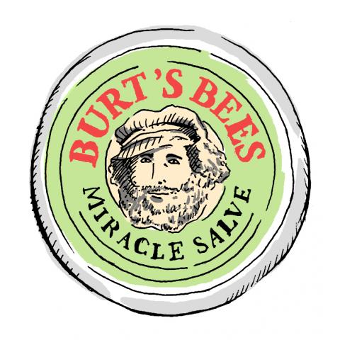 Burt's Bees - Miracle Hand & Body Salve - 55 gr