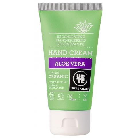 Urtekram - Aloe Vera - Hand Cream - 75 ml