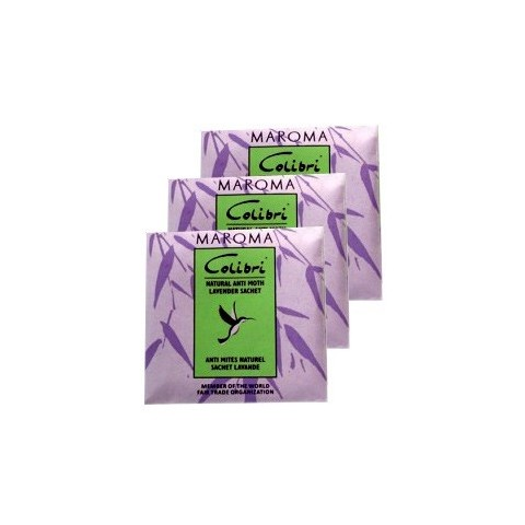 Colibri - Wool Protect Lavender - Pack of 3 Sachets