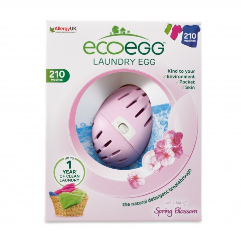 Ecoegg - Laundry Egg - 210 Washes - Spring Blossom