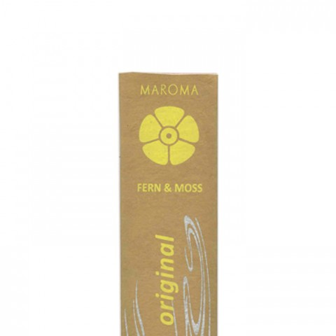 Maroma - Encens d'Auroville - Fern & Moss - 10 Incense Sticks