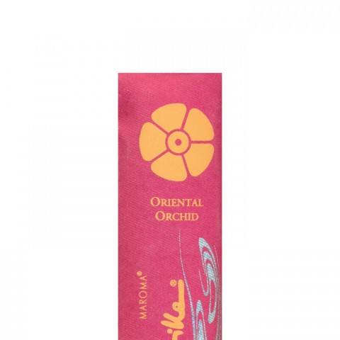 Maroma - Encens d'Auroville - Oriental Orchid - 10 Incense Sticks