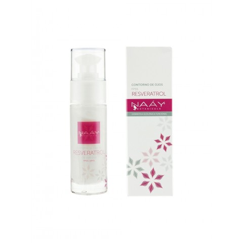NAAY - Resveratrol Eye Contour Cream - 30 ml