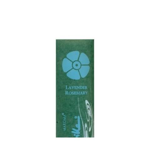Maroma - Encens d'Auroville - Lavender Rosemary - 10 Incense Sticks