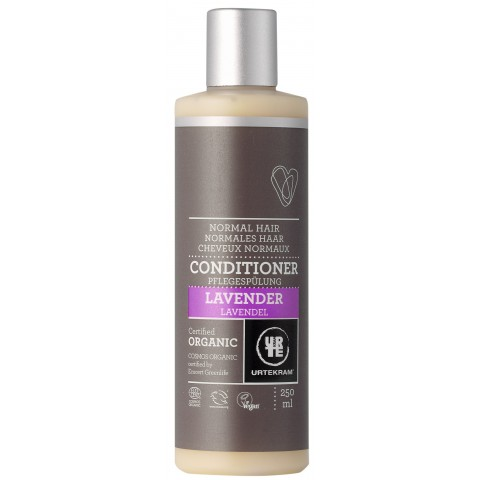 Urtekram - Lavender - Normal Hair Conditioner - 250 ml