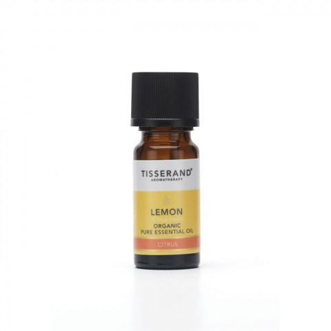 Tisserand - Organic Pure Essential Oil - Lemon - 9 ml