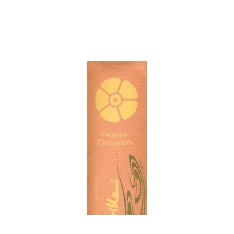 Maroma - Encens d'Auroville - Orange Cinnamon- 10 Incense Sticks