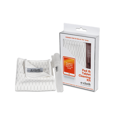 E-Cloth - Pad & Tablet Cleaning Kit