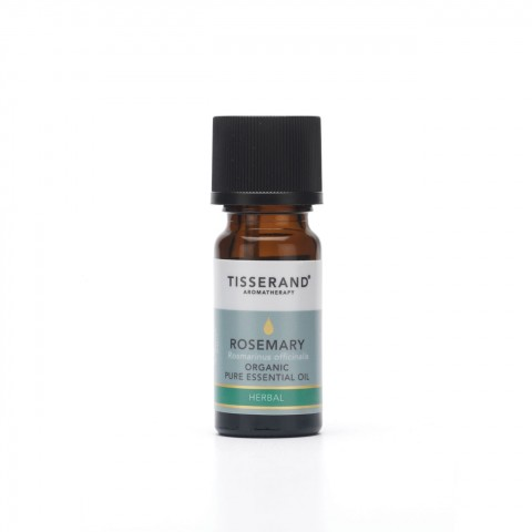 Tisserand - Organic Pure Essential Oil - Rosemary - 9 ml