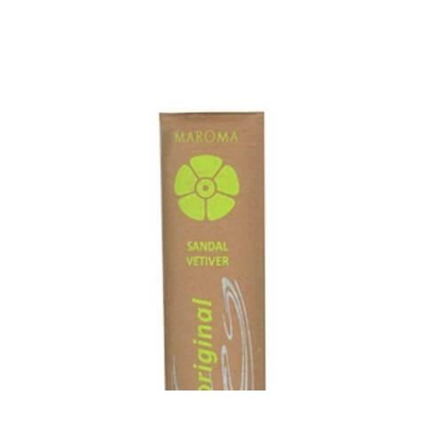 Maroma - Encens d'Auroville - Sandal Veviter - 10 Incense Sticks