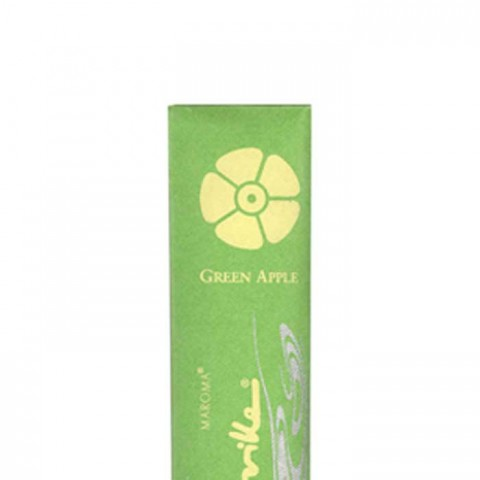 Maroma - Encens d'Auroville - Green Apple - 10 Incense Sticks