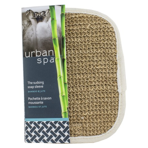 Urban Spa - The Sudsing Soap Sleeve