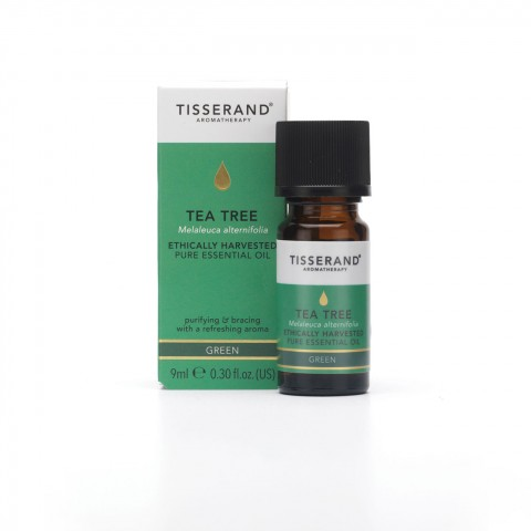 Tisserand - Ethically Harvested Pure Essential Oil - Tea Tree - 9 ml