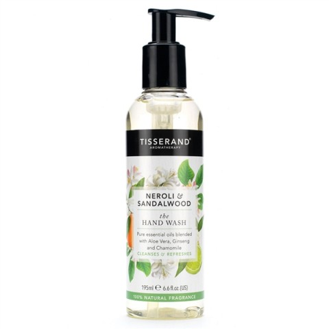 Tisserand - Neroli & Sandalwood - Hand Wash - 195 ml