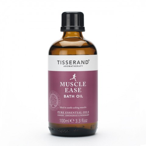 Tisserand - Muscle Ease - Bath Oil - 100 ml