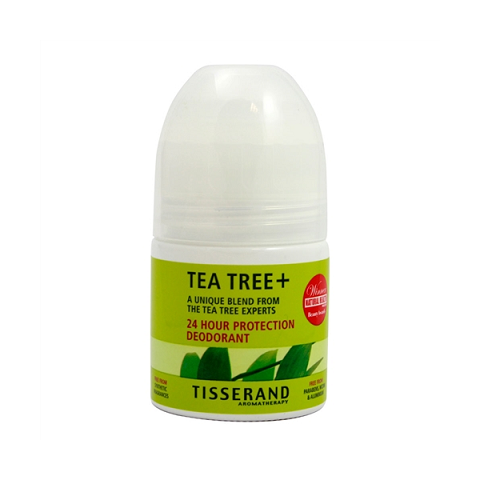 Tisserand - Tea Tree+ - Deodorant - 35 ml