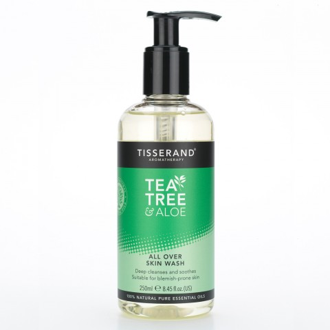 Tea Tree & Aloe All Over Skin Wash