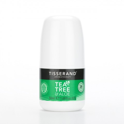 Tea Tree & Aloe 24 Hour Deodoran