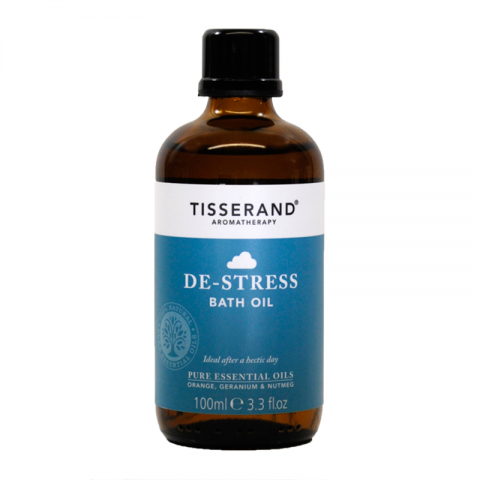 Tisserand - De-Stress - Bath Oil - 100ml