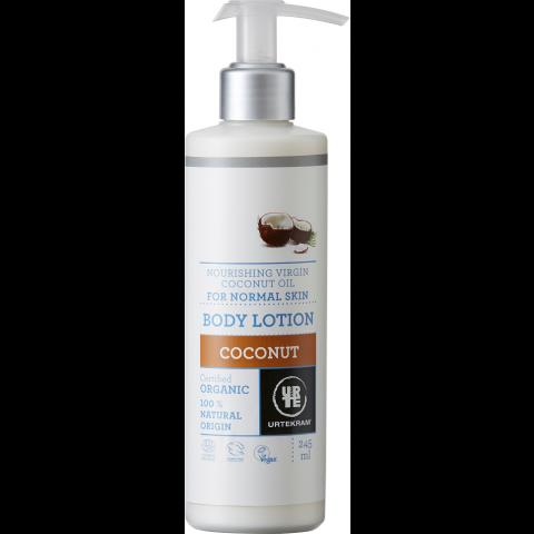 Urtekram - Coconut - Body Lotion - 245 ml