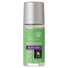Urtekram - Crystal Roll-on Deodorant - Aloe Vera - 50 ml