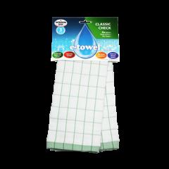 E-Cloth - Classic Check - Green