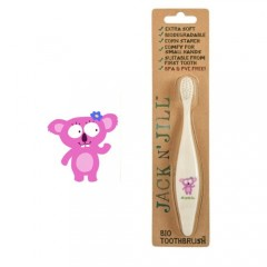 Jack N' Jill - Koala - Compostable & Biodegradable Toothbrush