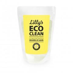 Lilly's Eco Clean - Washing Up Liquid Lemon Refill - 500 ml
